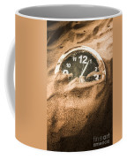 Buried In The Sands Of Time Coffee Mug