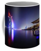 Burj Al Arab In Dubai, United Arab Emirates Coffee Mug