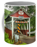 Burkholder Covered Bridge Coffee Mug