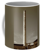 Burlington, North Carolina Factory Sepia Coffee Mug
