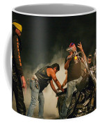Burn Out Coffee Mug