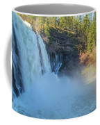 Burney Falls Wide View Coffee Mug