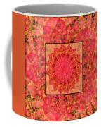 Burning Bush Floral Design  Coffee Mug