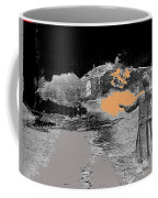 Burning House Destroyed By The Ss Soviet Union Number Two 1941 Color Added 2016 Coffee Mug
