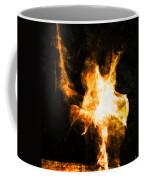 Burning Man Coffee Mug