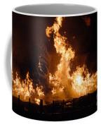 Burning Water Coffee Mug