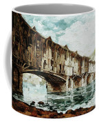 Burnt Covered Bridge Coffee Mug