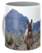 Burro Coffee Mug
