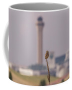 Burrowing Owl Providing Air Traffic Control Coffee Mug