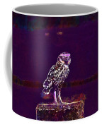 Burrowing Owl Small Owl Bird Nature  Coffee Mug