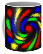 Burst Of Color Coffee Mug