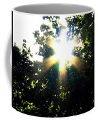 Burst Of Sunlight Coffee Mug