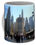 Bus On Miracle Mile  Coffee Mug