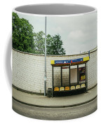 Bus Stop In Poland Coffee Mug