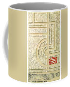 Busabout By London Transport - London Underground, London Metro - Retro Travel Poster Coffee Mug