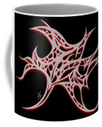 Bushal Of Thorns- Blue Shadow Coffee Mug