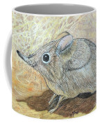 Bushveld Elephant Shrew Coffee Mug