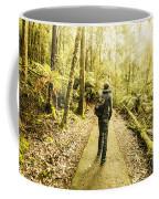 Bushwalking Tasmania Coffee Mug