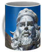 Bust Of Che Guevara In La Higuera Coffee Mug