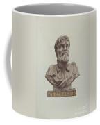 Bust Of Paracelsus Coffee Mug