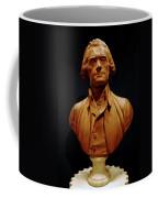 Bust Of Thomas Jefferson  Coffee Mug