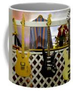 Busted Dreams Of Nashville Stardom Coffee Mug