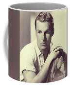 Buster Crabbe, Vintage Actor Coffee Mug