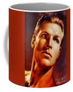 Buster Crabbe, Vintage Hollywood Legend Coffee Mug