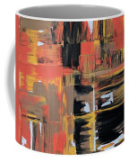 Bustle Coffee Mug