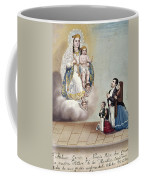 Bustos: Worship, 1879 Coffee Mug