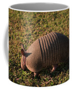 Busy Armadillo Coffee Mug