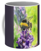 Busy Bumblebee Coffee Mug