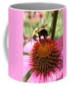 Busy Coneflower Coffee Mug