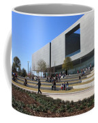 Busy Day At Tampa Museum Of Arts Coffee Mug