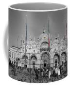 Busy St Marks Coffee Mug