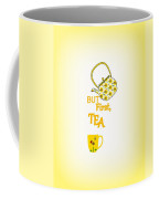 But First Tea - Typography Coffee Mug