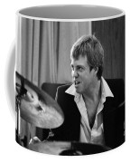 Butch Miles, Jazz Drummer Coffee Mug