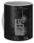 Butcher's Wagon Patent Coffee Mug