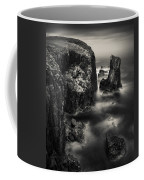 Butt Of Lewis Cliffs Coffee Mug