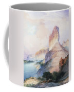 Butte Green River Wyoming Coffee Mug