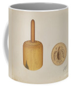 Butter Mold Coffee Mug