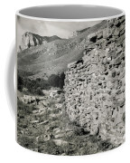 Butterfield Stage Lines Ruins Coffee Mug