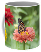 Butterflies And Blossoms Coffee Mug by Bill Cannon