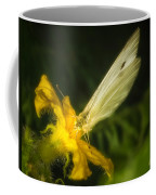 Butterflies And Blossoms Coffee Mug