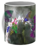 Butterflies And Dew Coffee Mug