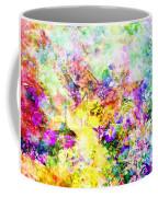 Butterflies And Flowers Iv Coffee Mug