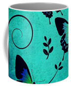 Butterflies At Dusk Coffee Mug