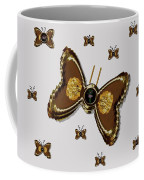 Butterflies For The Worlds  Future Coffee Mug