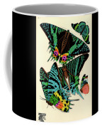 Butterflies, Plate-7 Coffee Mug