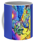 Butterfly 01. Science And Its Progress  Coffee Mug